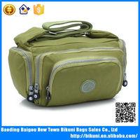 Wholesale color shoulder messenger bag camera bag picnic bag