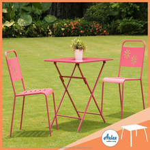 French style folding patio outside folding tables