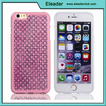 Shiny Diamond With Soft Tpu Case For iPhone 6