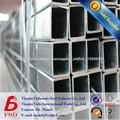 por inmersión en caliente plaza precio tubería galvanizada por kg