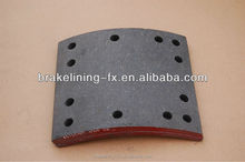 Truck brake lining 4515/FREE SAMPLE/Provide more than 1000 different types of moulds/High cost performance FF grade brake lining