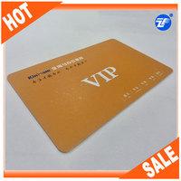 Customized design business card ID card samples