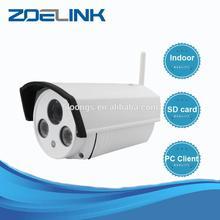 commercio garanzia ip camera produttori lunga telecamera di sorveglianza a distanza