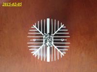 aluminum extrusion heatsink/ fin heatsink/