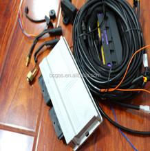 CNG gas regulation unit Gas engine kit ECU kit