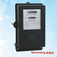 3 phase 4 wire kwh meter
