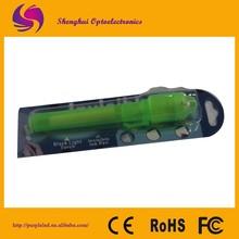 Portable magique UV contrefaçon de lumière détecteur d'argent stylo