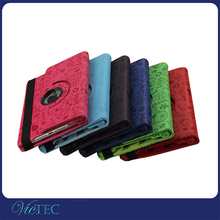 DIY cute pattern 360 degree rotate shockproof 8 inch case for tablet ipad mini 2