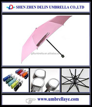 Factory Direct Customed Print UV Protection Folding Advertising Umbrella With Logo