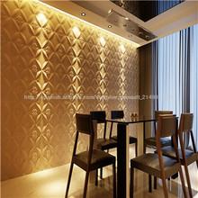 Eco-friendly Decoración de pared de 3 dimensiones de alta calidad