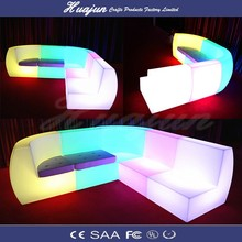removable led chaise lounge