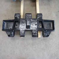 HITACHI KH150 track pad track shoe crawler crane parts
