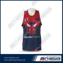custom hot new camo basketball jerseys for US