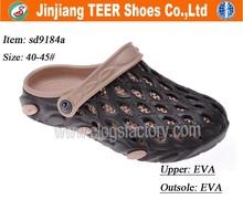 2014 newest eva men slippers shoes colorful nursing clogs
