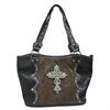 good quality women rhinestone western handbags