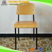 (SP-BC336) Wholesale bentwood metal painted standard chair