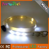 LED elastic safety belt with flashing lights