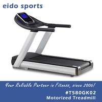 New design 3HP professional gym fitness treadmill wholesale