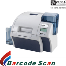 Zebra Plastic Id Card Printer Zebra ZXP Series 8 Plastic PVC Id Card Printer