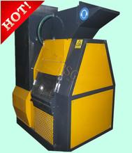 Venta caliente! Equipos para reciclaje de desechos de cables de cobre automática granulador mini bs-400