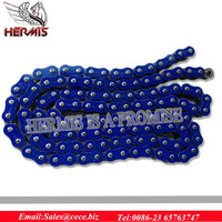 415 ,420,428 motorcycle chain, roller chain kits for India,cambodia malaysia