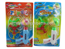 Plastic Spinning top with light,magic top,flashing spinning top toys for kids