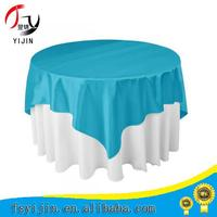Royal new brand satin rose embroidery table cloth