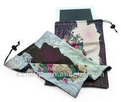 microfiber eyeglasses gift pouch