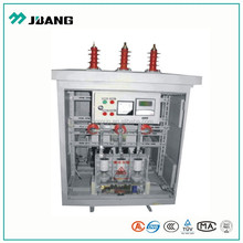 power supply equipment pole mounted high voltage 10kV 500 kvar reactive compensation device