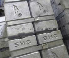 Zinc ingot 99.995% for sale cheap price