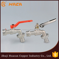 good quality Brass Bibcock Ball Valve made in China