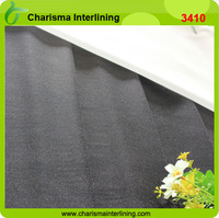 Interlinings & Linings Product Type Twill Woven Fusible Interlining Fabric