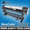 DX7 Head 1.6 Meter Printing Machine Digital Printers SinoColor SJ-640i