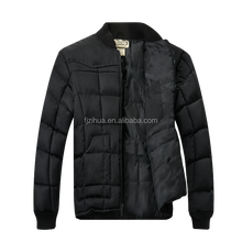 Mens Fashion Cotton Slim Fit Motorcycle Leather Jacket brand name jacket Coat Winter