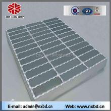 China Tianjin low carbon flat bar steel grating