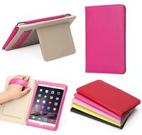The Fashionable Universal flip smart case cover for ipad mini 4