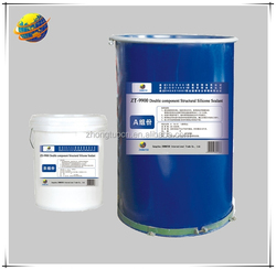 Double Components insulating glass structural silicone sealant polysulfide insulating glass sealant