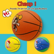 Bulk costomize rubber ball with flashing light,new product of basketball