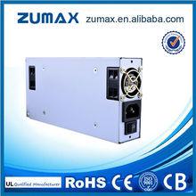 1U 500W Power Supply industry fabricante da fonte