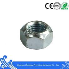 Lock Nut DIN980 Carton Steel Blue white zinc M10