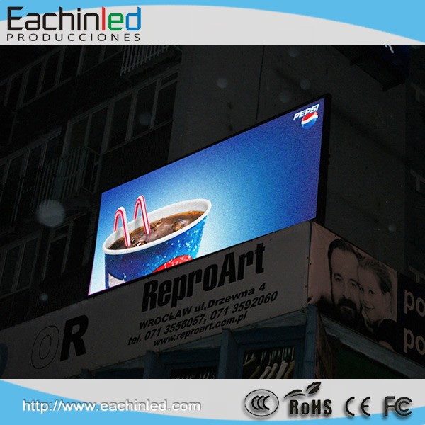 Electronics Outdoor SMD Full color p6 led display advertising large screen display.jpg