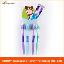High Quality Plastic Toothpaste Holder Decoration Set