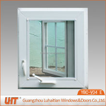UPVC outward casement window with crank