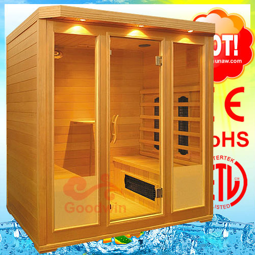 sauna finlandais gw 401 maison sauna l 39 int rieur. Black Bedroom Furniture Sets. Home Design Ideas