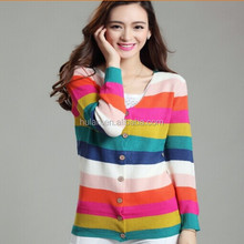 spring japanese style open front women cardigan sweater