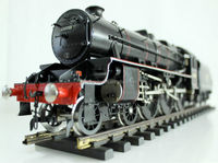 British Railway G scale live steam model - Black 5