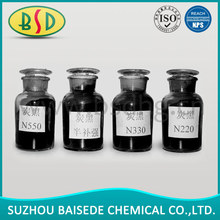 Rubber Grade Carbon Black N330 used in tyre industry, battery grade carbon black