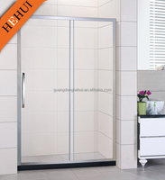 2RC-L916 frosted glass hot shower room and double door shower screen shower cabin with cabina de ducha