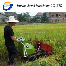 2015 Agricluture mini paddy swather/cutter-rower/rice cutting machine