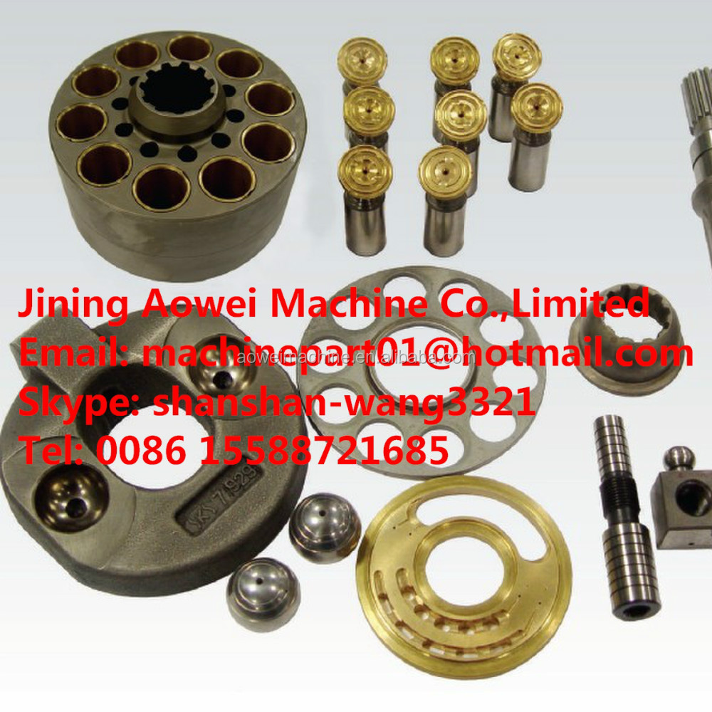 HPV95 Hydraulic main pump parts for PC200-6 PC200-7,PC200-8 excavator main pump parts 708-2L-332 ...
